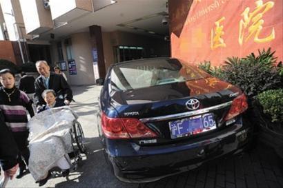 青岛儿童医院外堵车