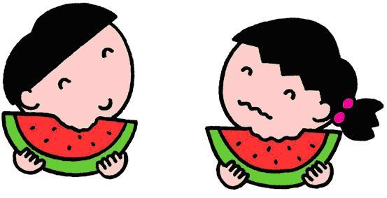 健康饮食图片卡通