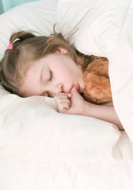 儿童一般都是需要足够的睡眠的